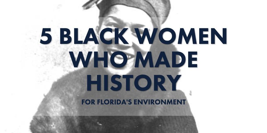 5 Black Women Who Made History