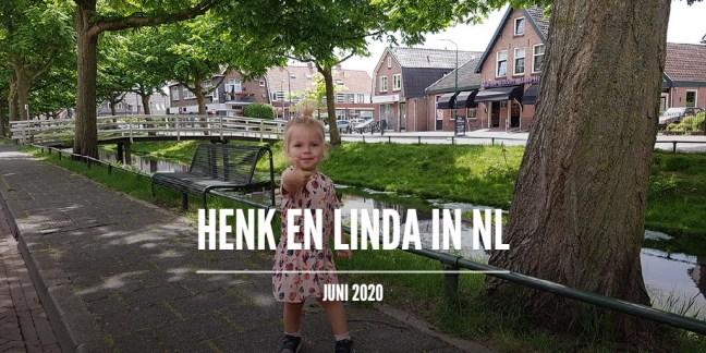 Henk en Linda in NL Juni20