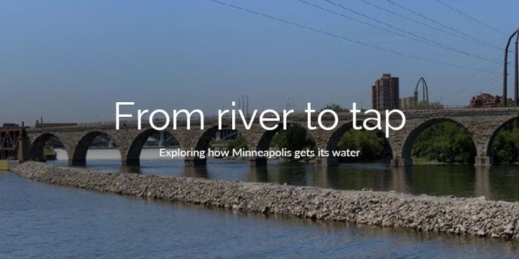 From river to tap