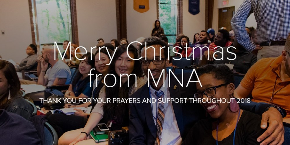 Merry Christmas from MNA