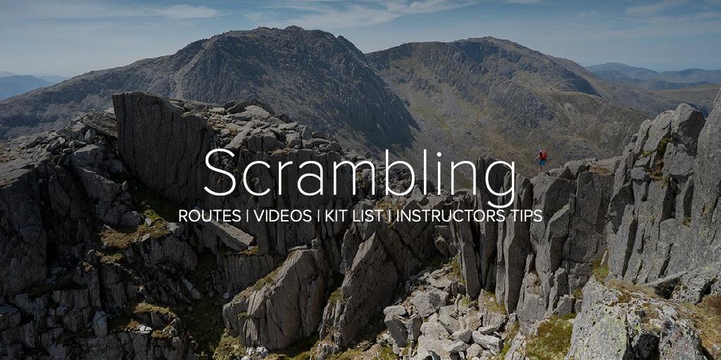 Scrambling
