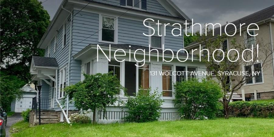 Strathmore Neighborhood!