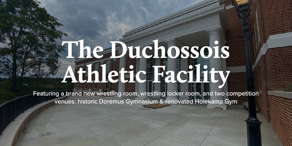 The Duchossois Athletic Facility