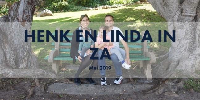 Henk en Linda in ZA