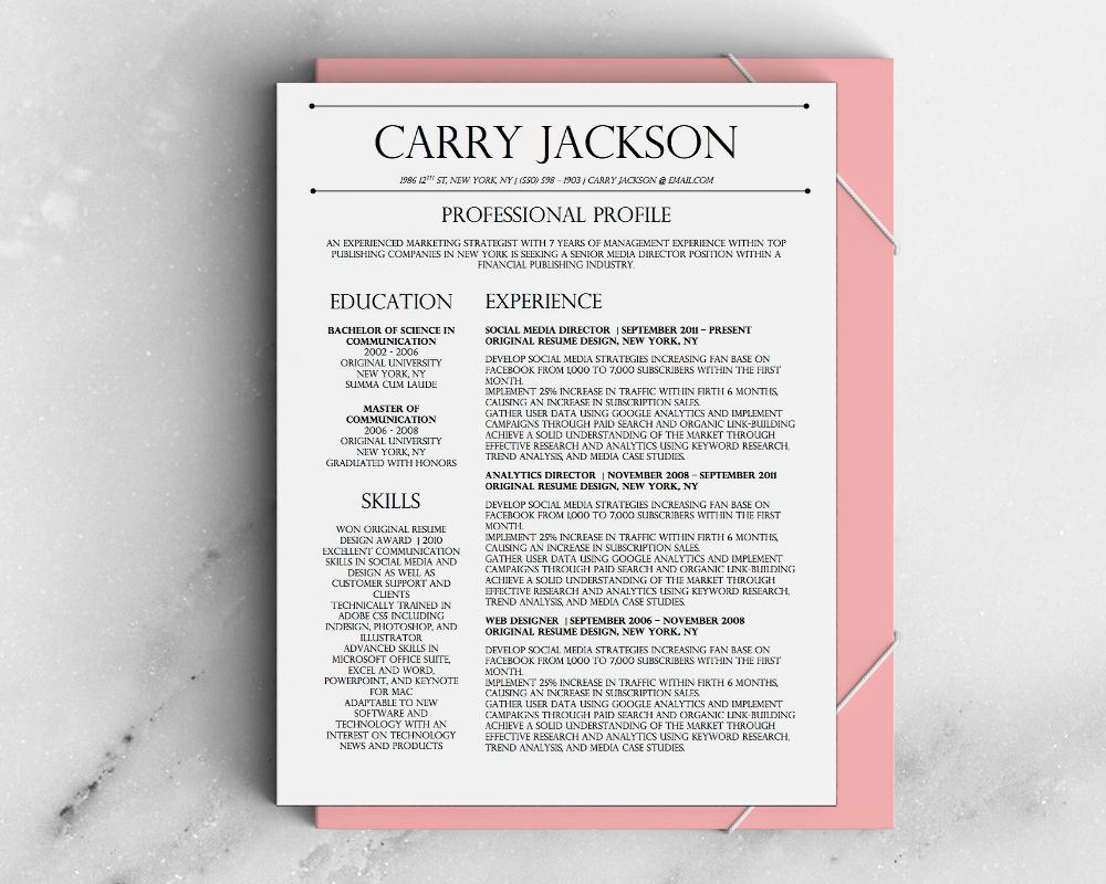 resume resume template adobe adobe indesign resume template