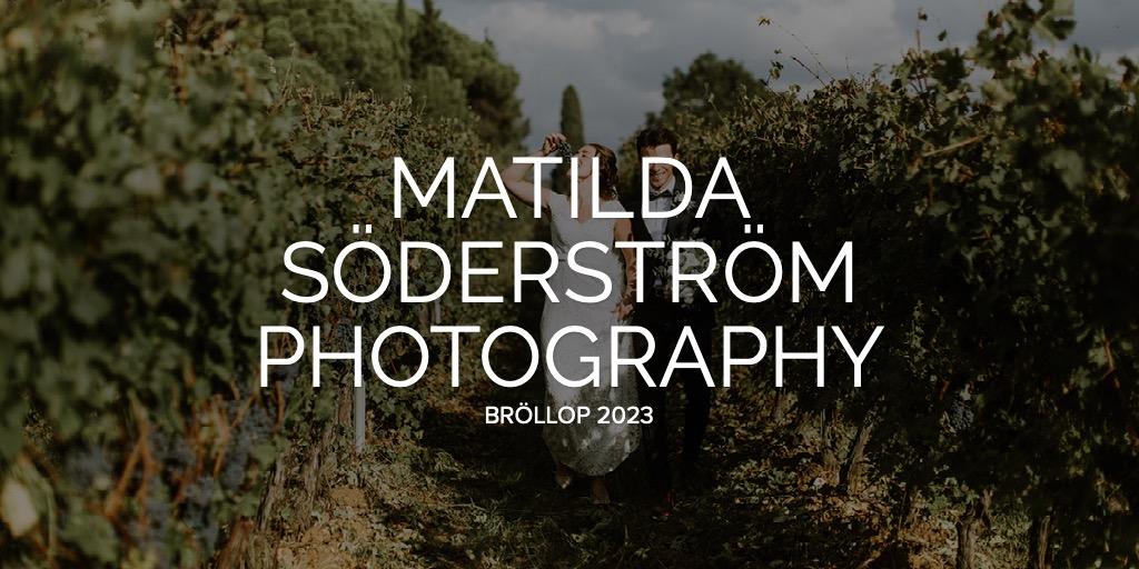 Matilda Söderström Photography