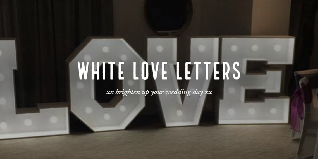 White Love Letters
