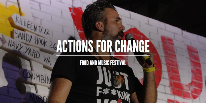 ActionS For Change