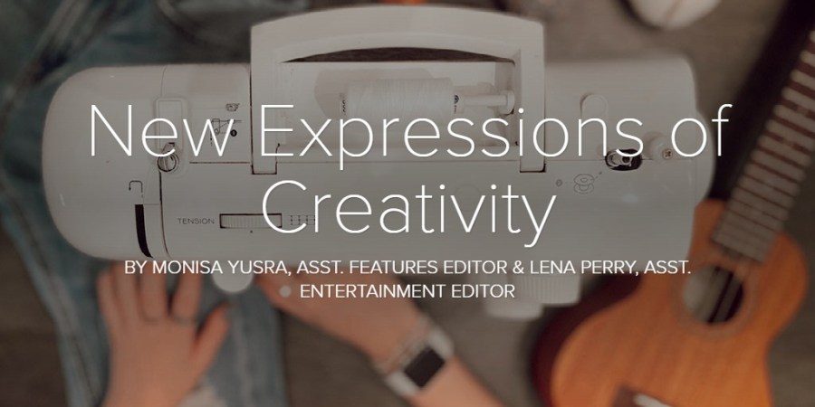New Expressions of Creativity