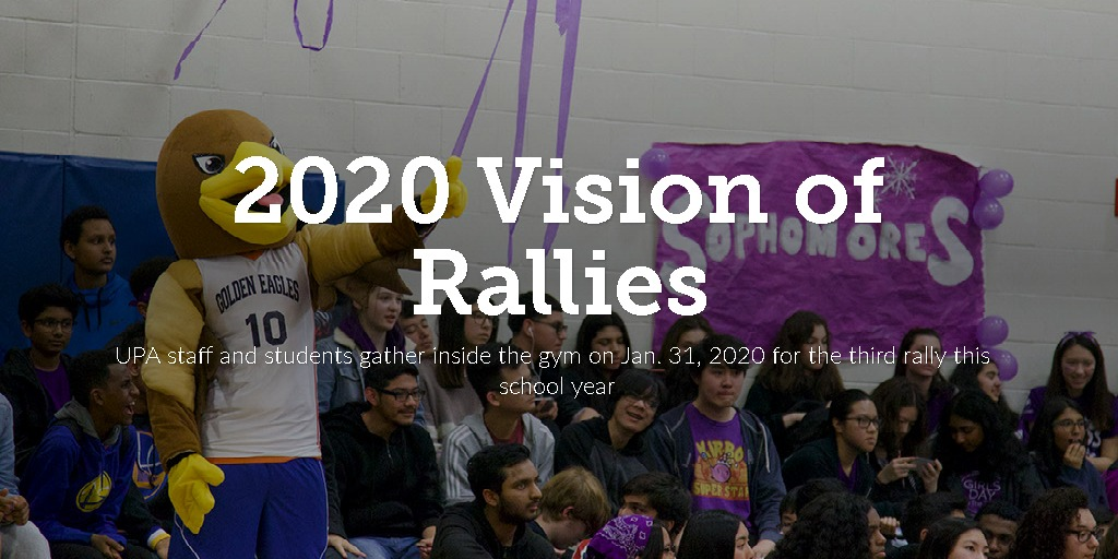 2020 Vision of Rallies