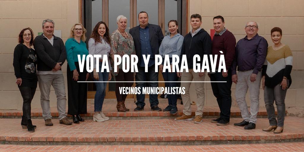 Vota Por y Para GavÀ