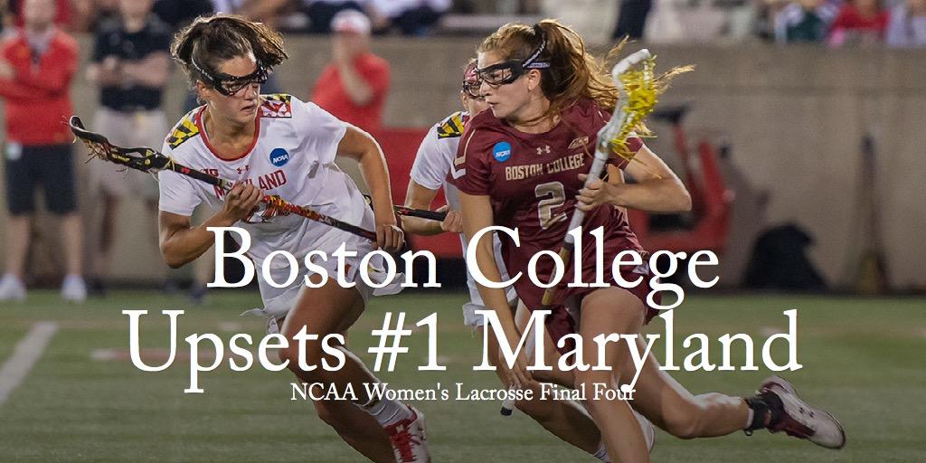Boston College vs Maryland