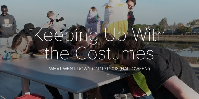 Keeping Up With the Costumes