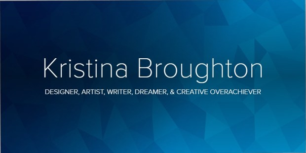 Kristina Broughton