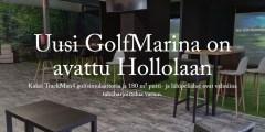 Messilä Golf ja Sisäpelikeskus PadelMarina yhteistyöhön