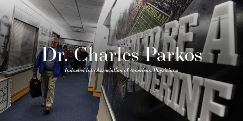 Dr. Charles Parkos