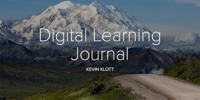 Digital Learning Journal