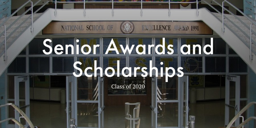 Senior Awards and Scholarships
