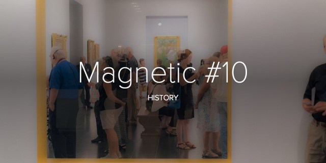 Magnetic #10