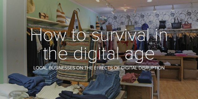 How to survival in the digital age