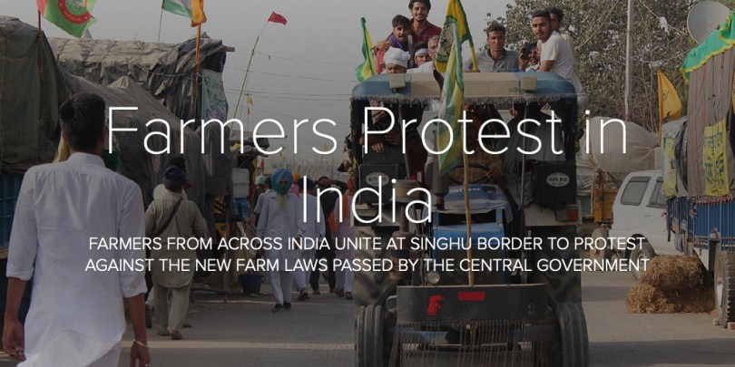 Farmers Protest in India