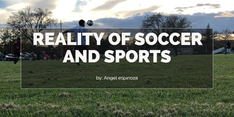Reality of Soccer and Sports
