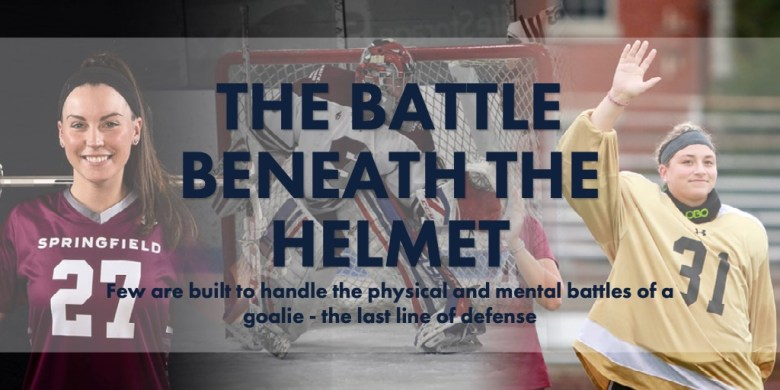 The Battle Beneath The Helmet