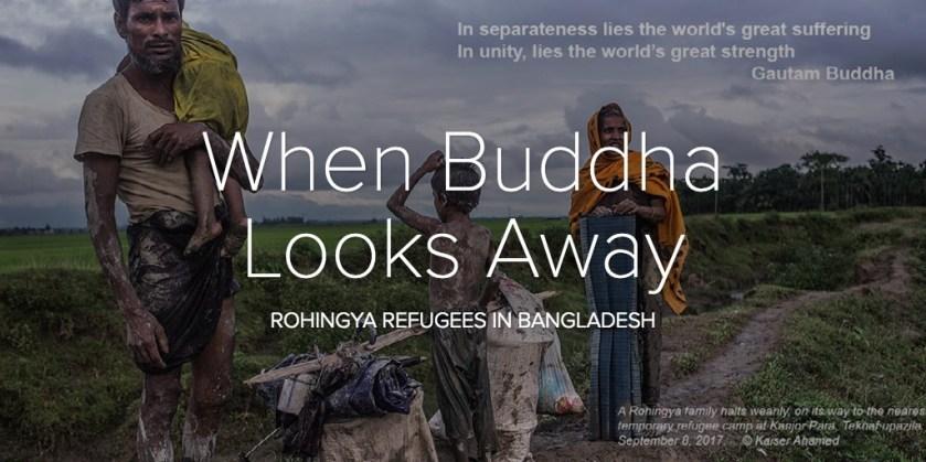 When Buddha Looks Away