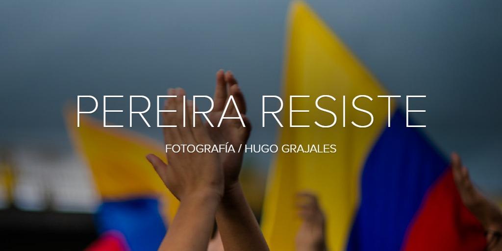 PEREIRA RESISTE