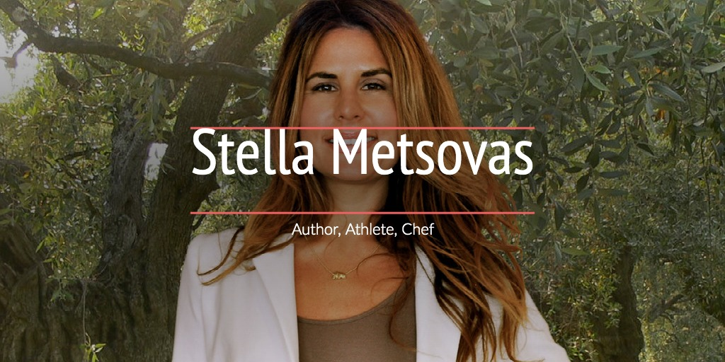Stella Metsovas Press Kit