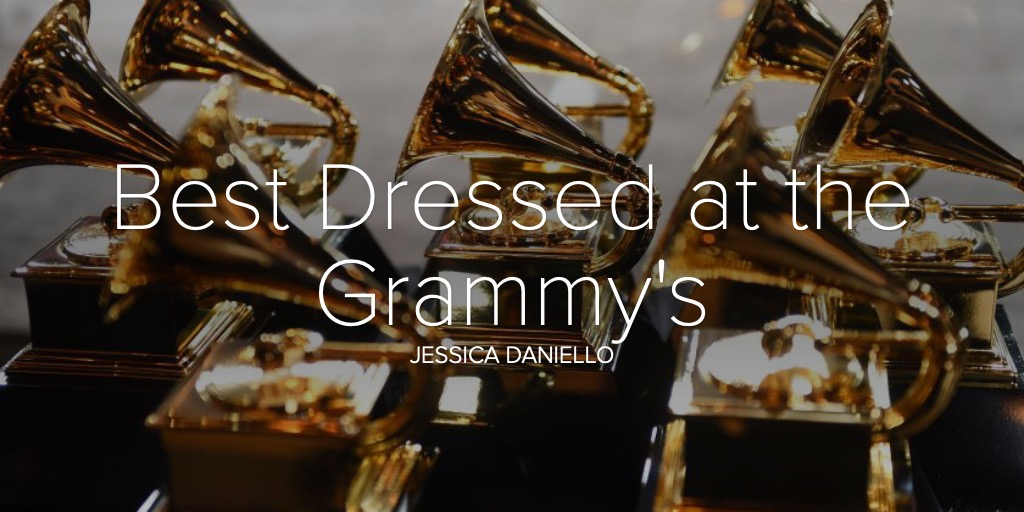 Best Dressed at the Grammy's