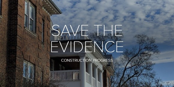SAVE THE EVIDENCE