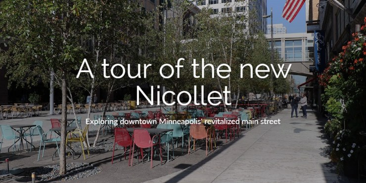 A tour of the new Nicollet