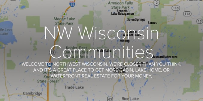 NW Wisconsin Communities