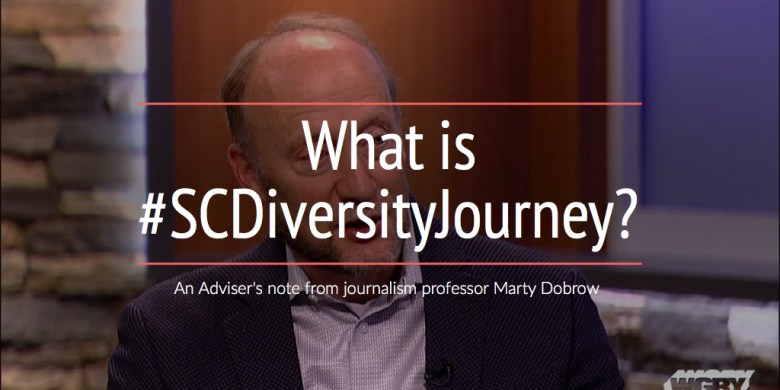 What is #SCDiversityJourney?