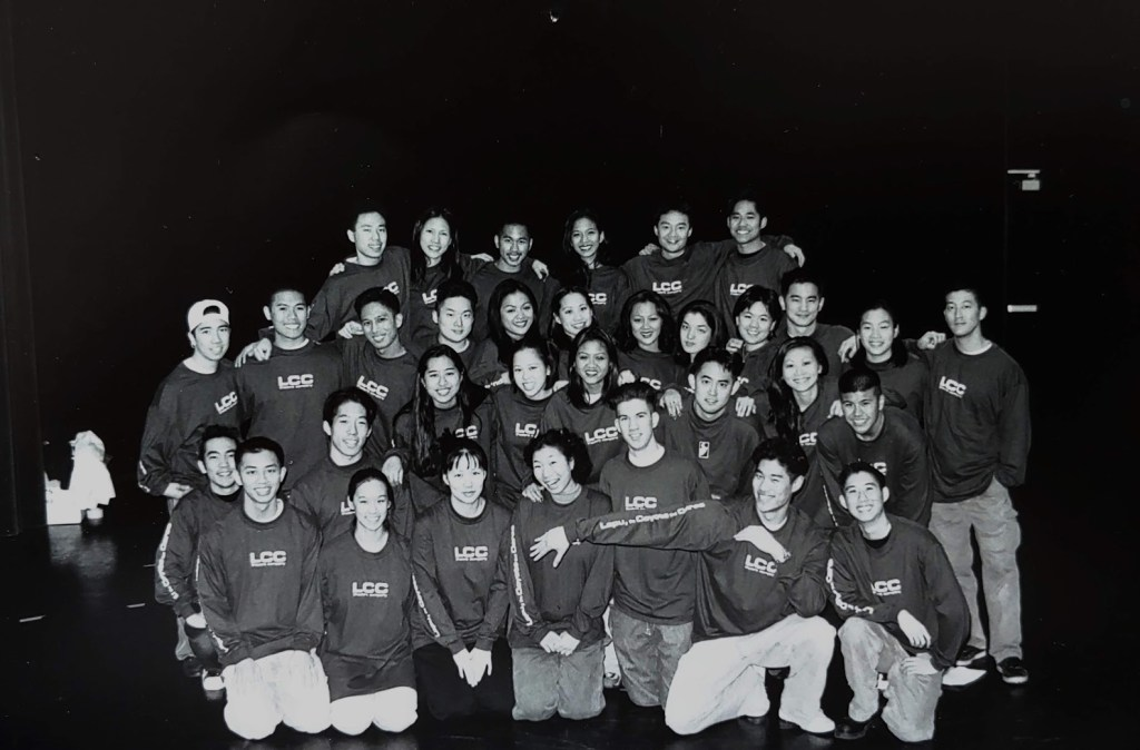 LCC, the theater troupe Randall co-founded at UCLA in the early '90s, is still going strong! Follow them on instagram at https://www.instagram.com/lcctheatre/