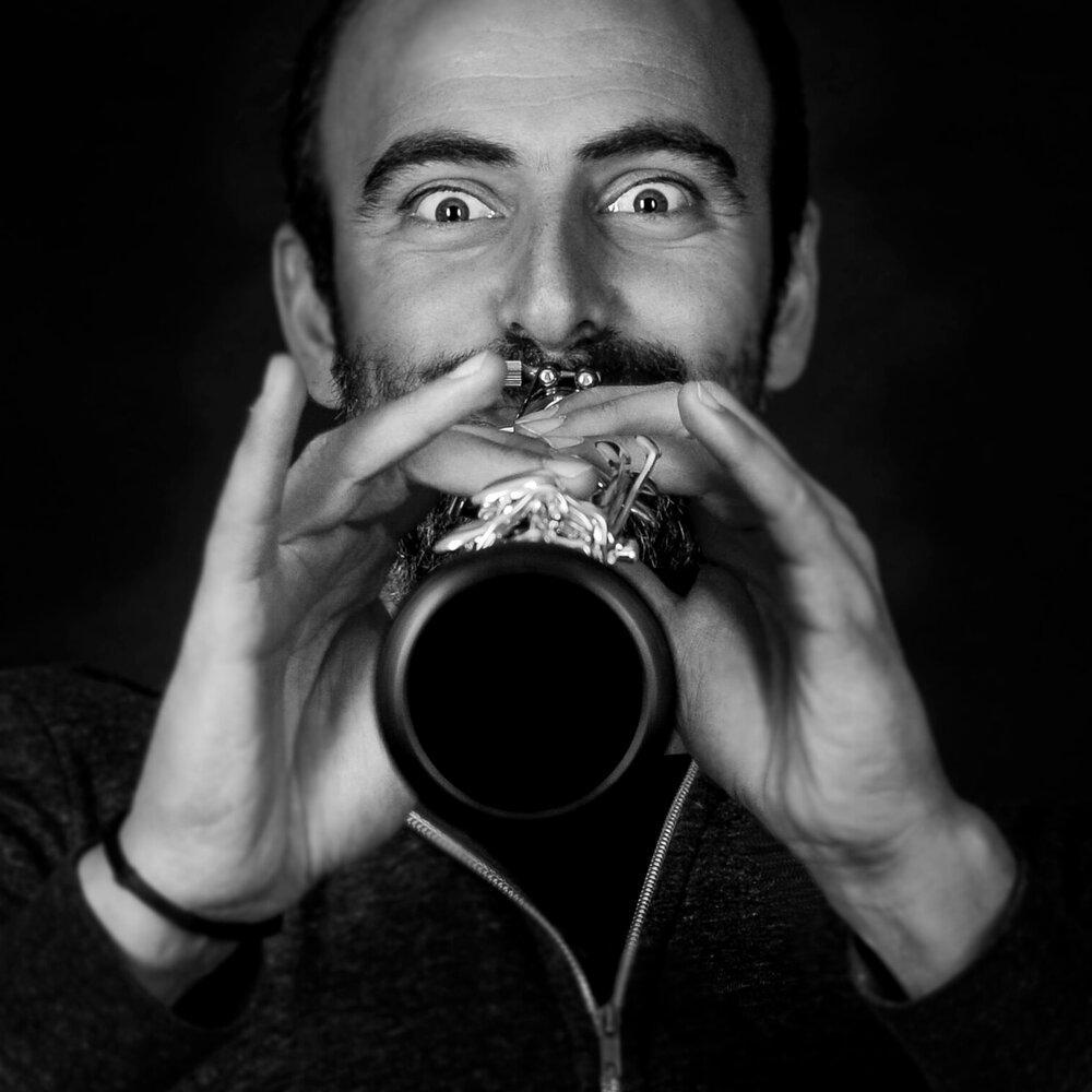 Clarinet player Kinan Azmeh