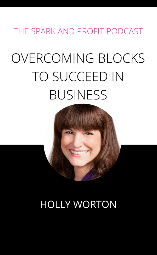 overcoming blocks to succeed in business