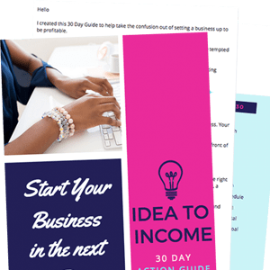 start your online business