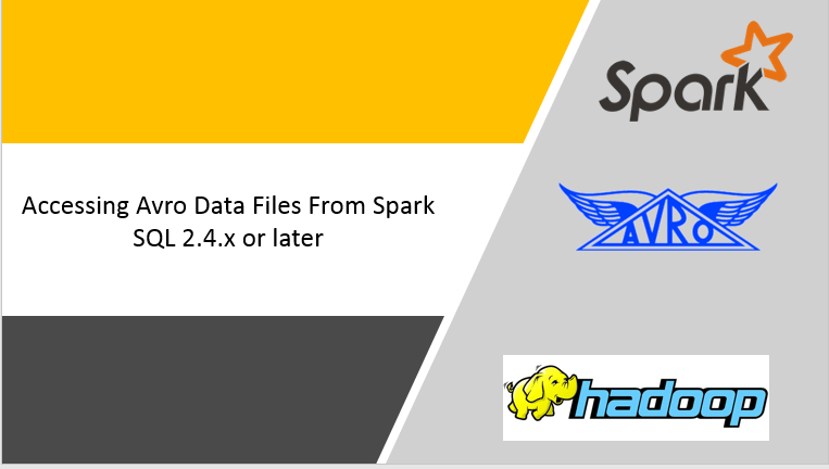 Read & Write Avro files using Spark DataFrame