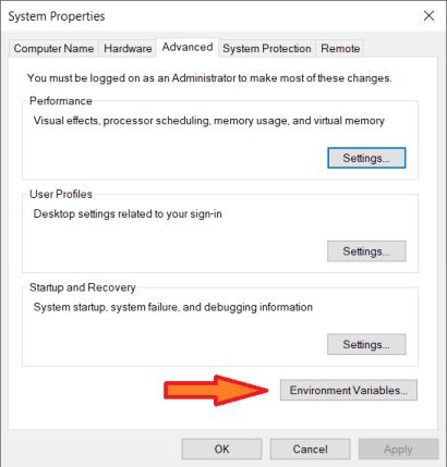 Apache Spark Installation windows