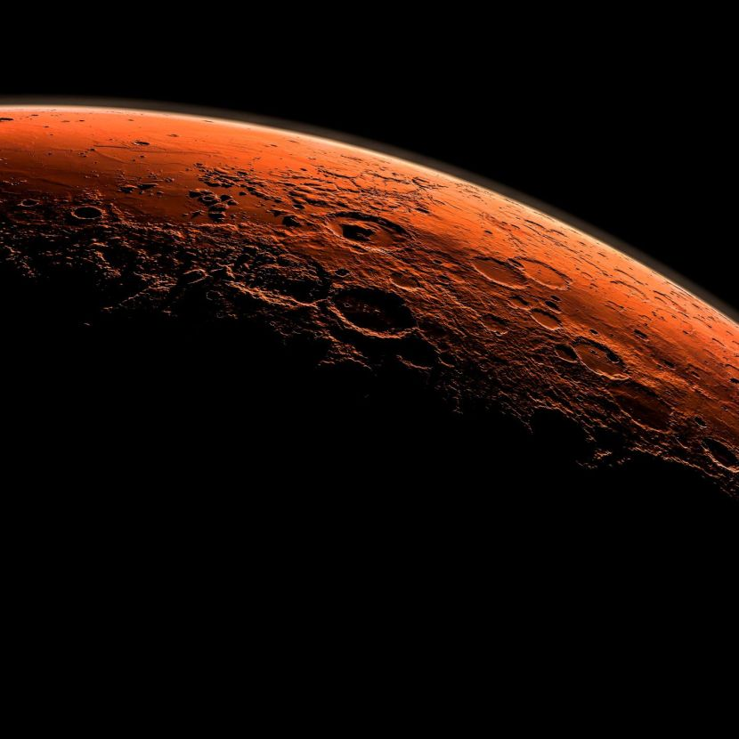 Climate change on Mars