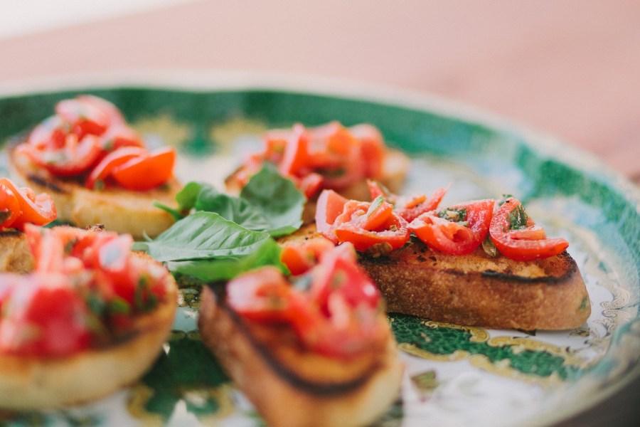 Savor food photos