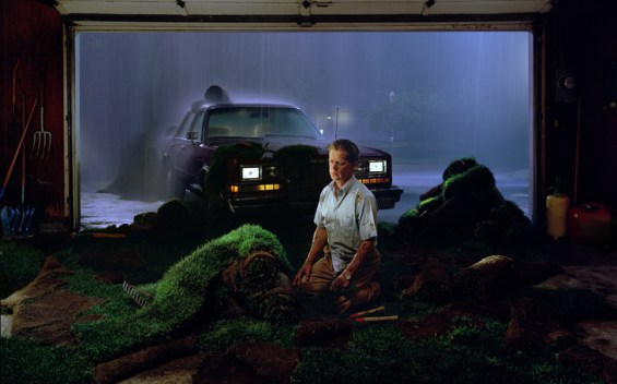 William H Macy by Gregory Crewdson