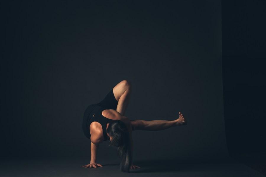 yoga photography seattle