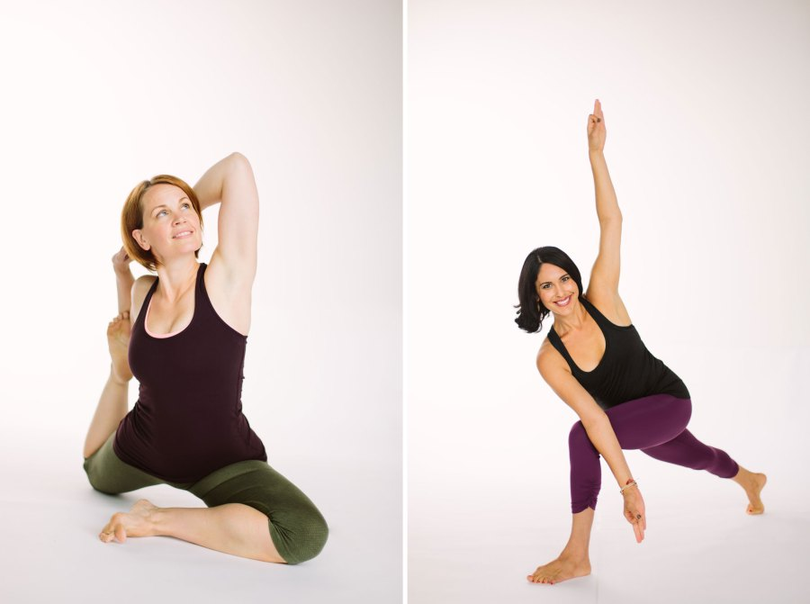 seattle yoga photography