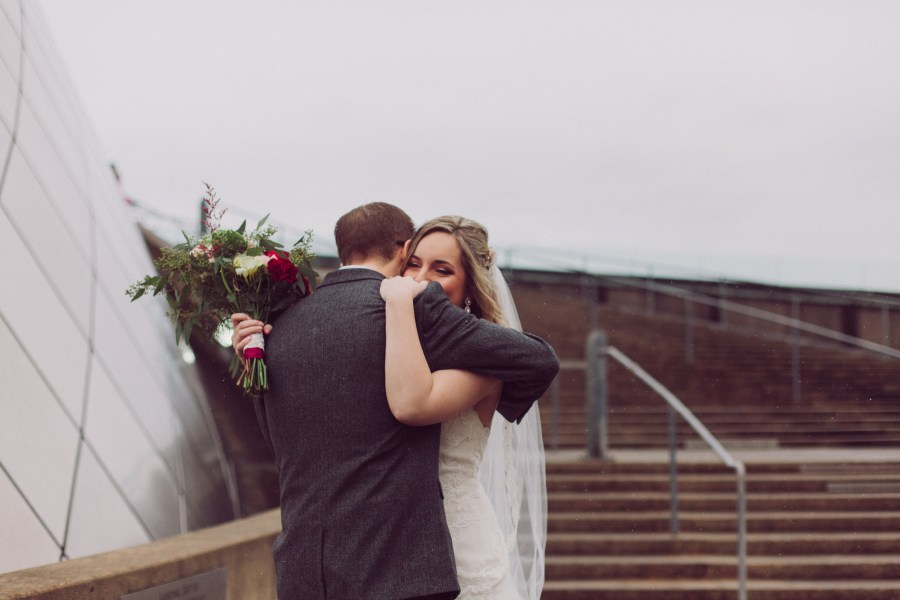 downtown tacoma wedding photos