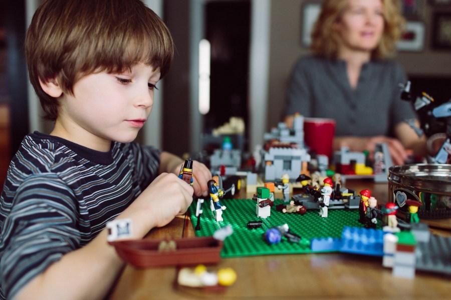 lego family photos seattle