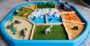 Dear Zoo Play Activity