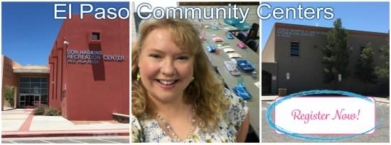 Community Centers header